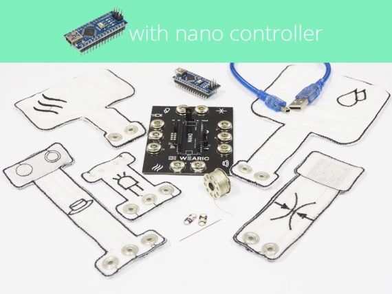 WRC002_KIT_WEARIC_Smart-Textiles-Kit-with-nano-controller